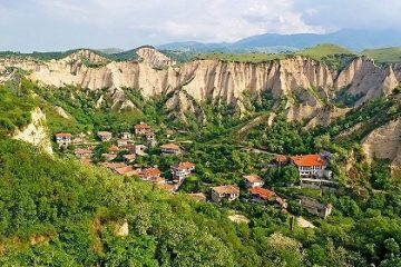 Эпичные и малоизвестные места Болгарии
