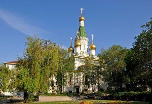 Церковь Св. Николая, София