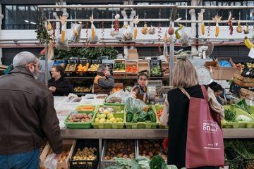 Лучшие рынки португальского Лиссабона