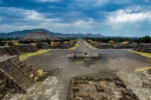 Теотиуакан, штат Мехико