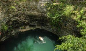 Сеноты, полуостров Юкатан