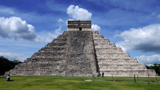 Чичен-Ица, Юкатан