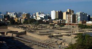 Доколумбовые здания Лимы