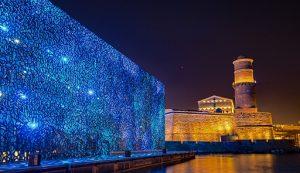 Музей европейских и средиземноморских цивилизаций (MUCEM)