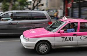 Безопасность такси в Мехико значительно улучшена