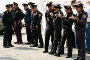 Повышена безопасность на улицах Мехико