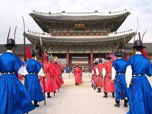 Прикоснитесь к истории Кореи