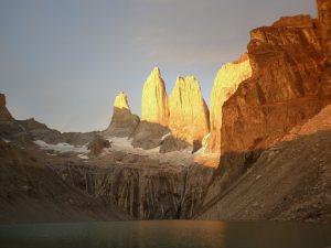 Торрес-дель-Пейн, Чили