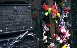 Evita в Cementerio de la Recoleta