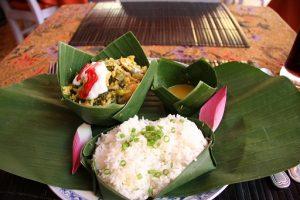 Разнообразие блюд в Камбодже