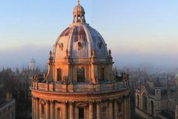 Наиболее живописные места Оксфорда