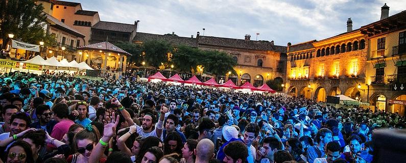 Лучшие фестивали Барселоны