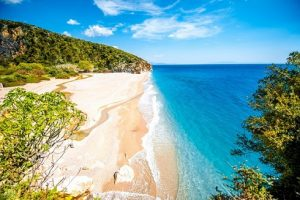 Албанское побережье