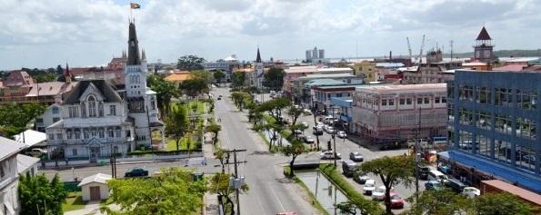 Курорты Гайаны