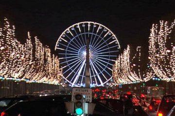 Встретить католическое Рождество в Париже