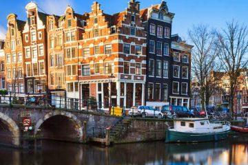 Почему стоит посетить Амстердам