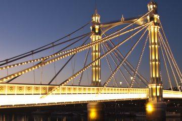 Романтичные места Лондона