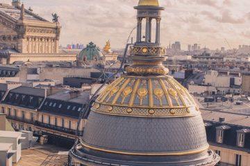 Лучшие обзорные площадки Парижа