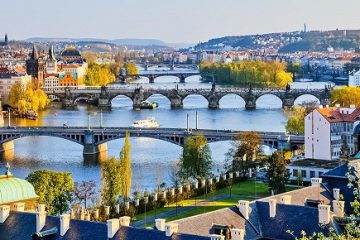 На что стоит посмотреть и что поделать в Праге